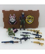 Rust Lord plus Loot 23 Pieces Back Bling Sprays Brick Walls Guns Accesso... - $14.99