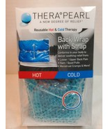 TheraPearl Reusable Hot & Cold Therapy Knee Wrap with Strap 1 Unit Thera... - $17.20