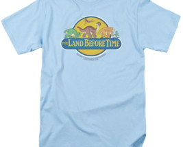 The Land Before Time Retro 80's Movie The Great Valley graphic tee UNI112 image 3