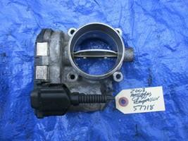 2003 Mercedes Benz C230 Kompressor throttle body assembly OEM 0 280 750 045 - $129.99