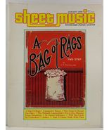 Sheet Music Magazine January 1986 Standard Piano/Guitar - $3.99
