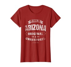 New Shirts - Arizona Made Funny Arizona Gift T-shirt Wowen - $19.95