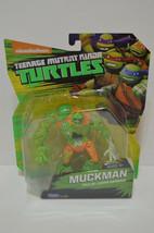 Muckman TMNT 2016 Playmates Figure Teenage Mutant Ninja Turtles Nickelod... - $119.99