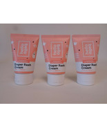 3 PACK Hello Bello Diaper Rash Cream Zinc Oxide Treatment 2oz each, 6oz ... - $19.95