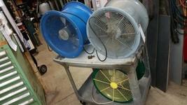 ONE ducted air circulator Circulation blower Fan - $296.01