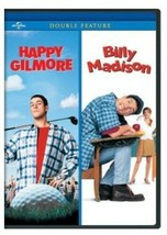 Happy Gilmore / Billy Madison [New DVD] Snap Case, Widescreen - $25.80