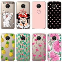 Case for Motorola Moto M C X Style Z Z2 G4 Play E4 G5S Plus G3 Case Sili... - $9.98