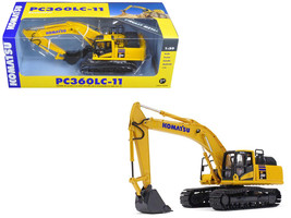 Komatsu PC360LC-11 Excavator 1/50 Diecast Model Car by First Gear - $99.39