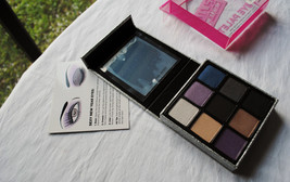 Victoria Secret Glam New Year 9 Color Eyeshadow Palette - Makeup - BNIB * - $17.99
