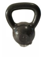CAP CAST IRON 25 LB KETTLE BALL CHARCOAL GRAY 11.3 KG - $98.99