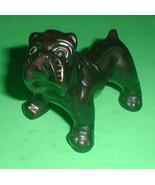 Boxer Dog Standing Resin Statue 4.5 inch H handmade AKC Bull Dog - $29.69