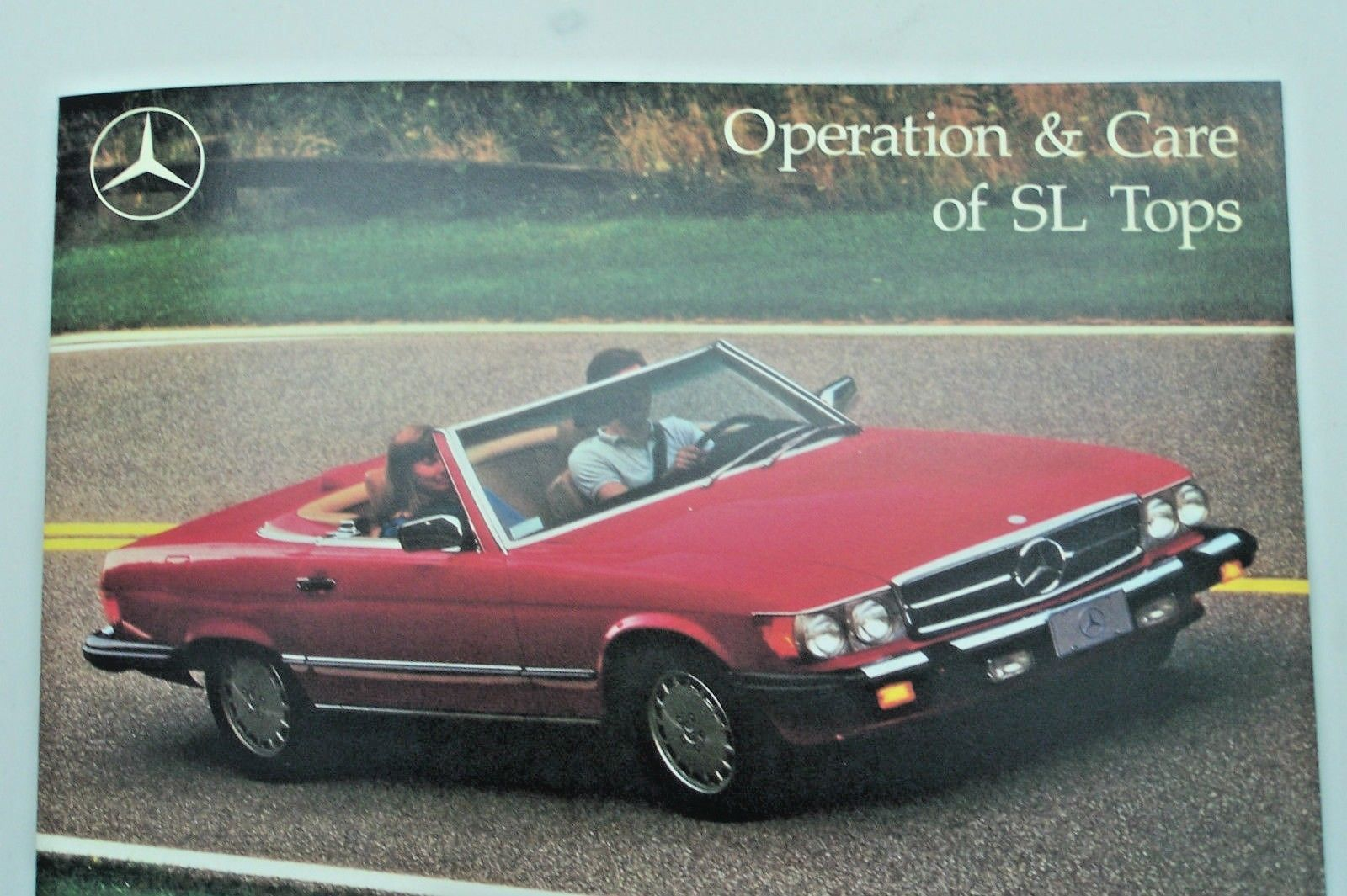 mercedes 560 sl owners manual top supplement and 50 similar items rh bonanza com 1998 mercedes sl500 owners manual pdf 1998 mercedes sl500 service manual