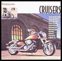 2002 Kawasaki Vulcan Series Motorcycle Brochure - $5.93