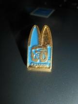 Vintage McDonald's Staff Employee Restaurant Lapel Pin QUAKER OATS PROMO... - $7.91