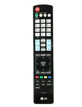 LG AKB72914207 Refurbished Genuine OEM Original Remote - $11.30