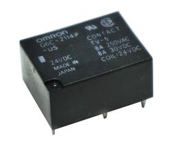 Omron Relay, G6C-2114P-US Power PCB, 24V,  - $8.54