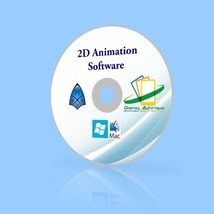 2017 Pro 2D Cartoon Animation Studio Drawing So... - $9.79
