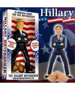 Hillary Clinton Nutcracker (The Original one) / 6 CT - $167.26