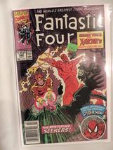 #342 Fantastic Four 1990 Marvel Comics A866 - $3.99