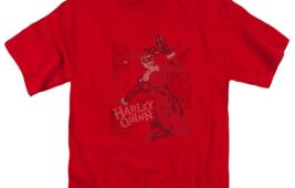 Harley Quinn DC Comics Supervillain The Joker Gotham City Graphic t-shirt BM2358 image 3
