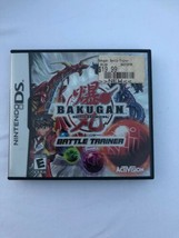 Bakugan Battle Trainer - Nintendo DS Game - Game Only - $6.91