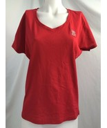 NC State Red Short Sleeve Shirt by Cutter & Buck, Women's Size M - $9.49