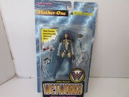 """MCFARLANE TOYS 12103  WETWORKS ACTION FIGURE MOTHER ONE  6""""  NEW  L132 - $9.80"""
