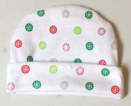Preemie and Newborn Christmas Hat 5 Sizes NICU - $10.00
