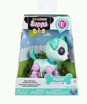 Zoomer Zupps Gift Tiny Pups Retriever  Litter Interactive Puppy Bark I L... - $26.14