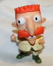 Neu Funko Mystery Minis 90s Nickelodeon Wild Thornberrys Nigel Thornberry - $8.90