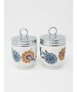 Vintage Royal Worcester Porcelaine Large Oeuf Coddler Angleterre Lot de ... - $23.77