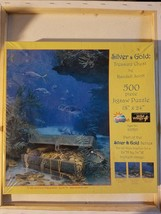 Randall Scott Searching For Treasure Jigsaw Puzzle 500pc SunsOut USA SHIPS FREE - $20.29
