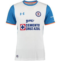 UA UNDER ARMOUR CRUZ AZUL AWAY JERSEY 2015/16 White/Blue. - €80,69 EUR