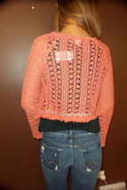 Daytrip The Buckle Cropped Cardigan Sweater sz XS NWT image 6