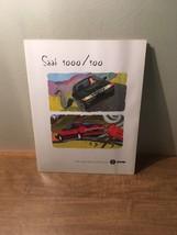 1997 Saab 9000 900 Dealer Sales Brochure - $7.91