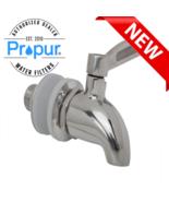 Propur Stainless Steel 304 Spigot - Fits Propur, Berkey Systems, Alexapu... - $22.99