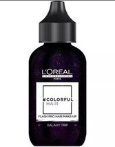 L'Oreal Colorful Hair Flash Pro Make up for Hair - Galaxy Trip - 60ml - $6.00