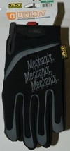 Mechanix Wear 911745 Utility Multipurpose Protection Gloves Black Grey XL image 1