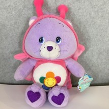 Care Bears Special Edition 2005 Natural Wonders Harmony Bear with Wings ... - $14.95