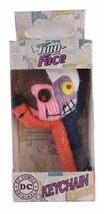 """Dc Comics 2.5 """" Two-Face Batman Corde Poupée Porte-Clé Voodoo Breloque Téléphone image 2"""