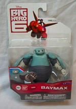 "Walt Disney BIG HERO 6 BAYMAX 4"" Action Figure Toy BANDAI NEW  - $19.80"