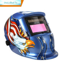 Coocheer Solar Arc Tig Mig Auto-Darkening Welding Helmet/Hood MIG TIG AR... - $50.60