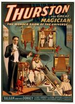 Magic Prints: Thurston The Great Magician 2 - $12.82+