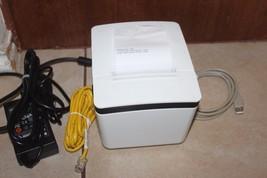 Tysso Thermal Receipt Printers PRP-300.20 LAN, USB, serial interfaces, e... - $157.17