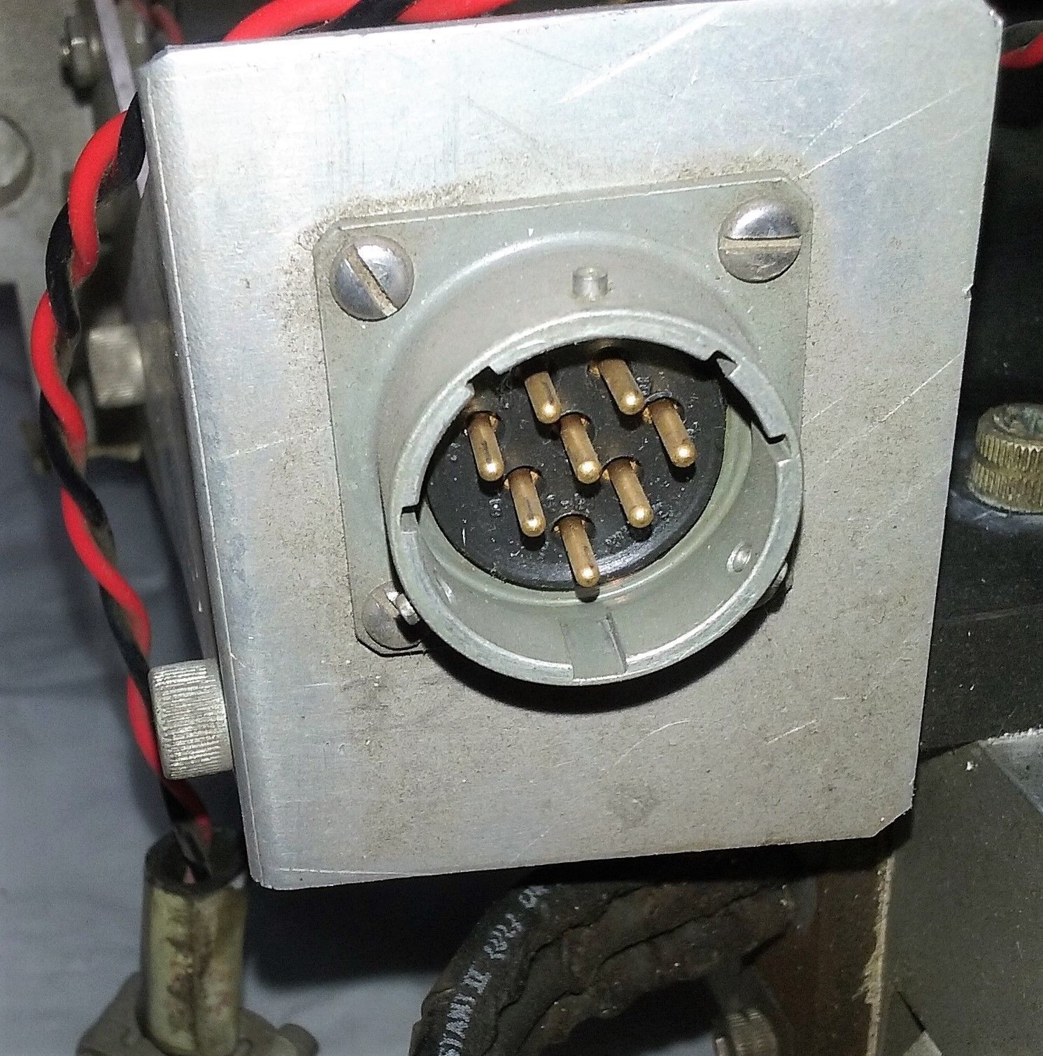 Newport Optical Mount 600A-4 Nikkor 80-200mm Lab Equipment Laser Photonics Lens image 4