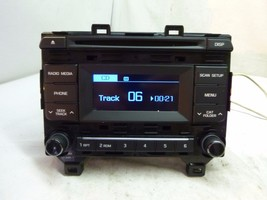 15 2015 Hyundai Sonata Radio Cd MP3 Player 96170-C20004X UE262 - $40.39
