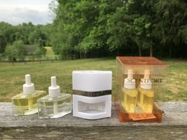 Bath Body Works Scentport Home Fragrance Refills Diffuser plug in - $59.99