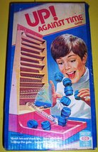 """RARE! ORIGINAL VINTAGE 1977 """"UP! AGAINST TIME"""" ANTIQUE GAME-COLLECTIBLE TOY - $24.70"""