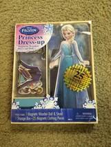 Disney Princess Dress Up!!!  Elsa!!!   - $16.89
