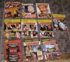 Super Luchas Wrestling AAA CMLL Eddie Guerrero Rey Mysterio Kurt Angle T... - $15.00